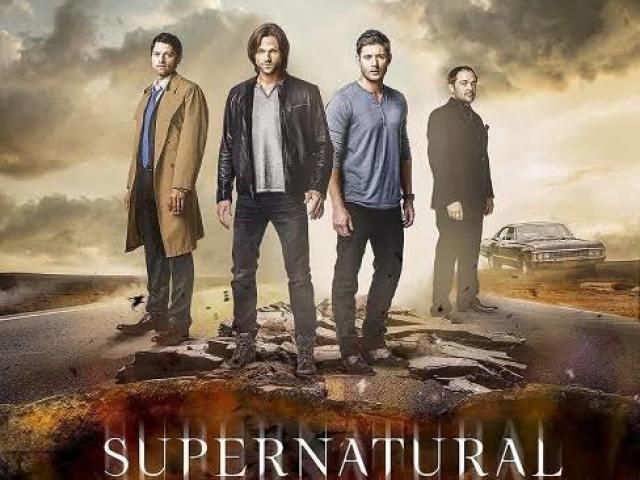 As melhores temporadas de supernatural