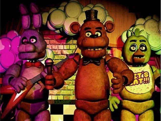 """Você é mesmo um (a) fã de """"Five nights at Freddy's""""?"""