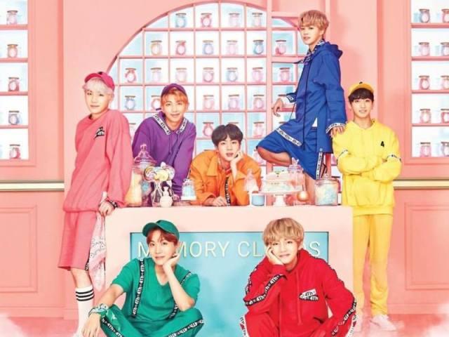 Qual membro do BTS seria teu par?