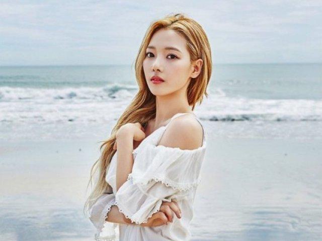 Será que você conhece a Jeon Somin do KARD?
