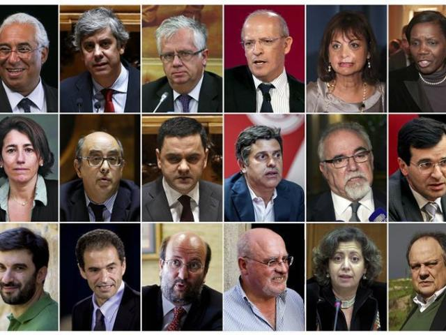 Portugal: Ministros e Assembleia (Cultura Geral)