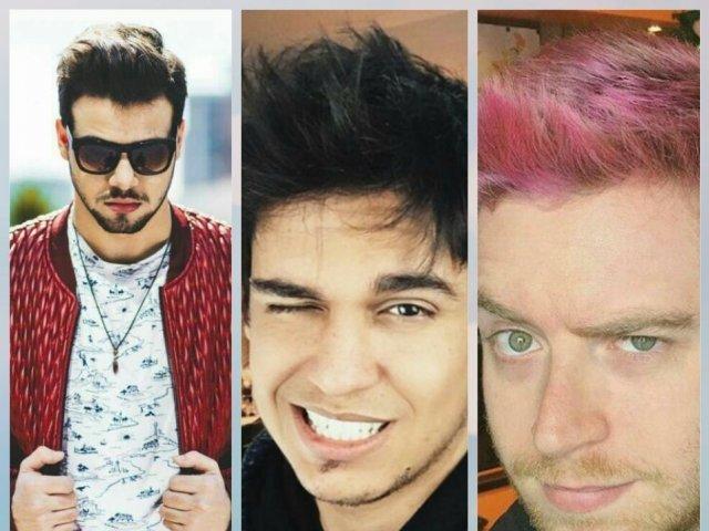 Qual será seu namorado youtuber?