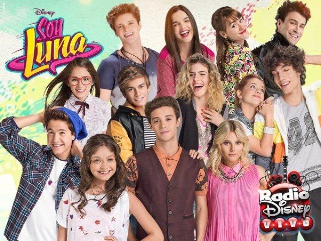 """Quem você seria das meninas de """"Sou Luna""""?"""