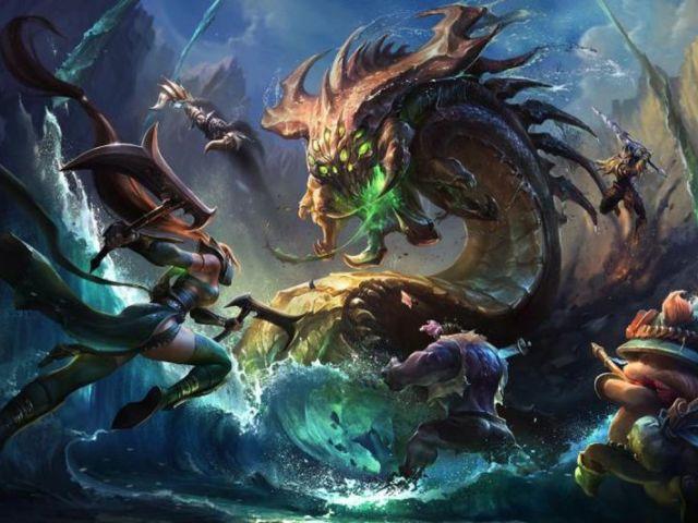 Quiz: League of Legends v1.2