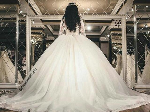 Como seria o vestido perfeito para o seu casamento?
