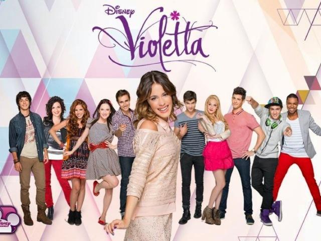 As meninas mais lindas de Violetta