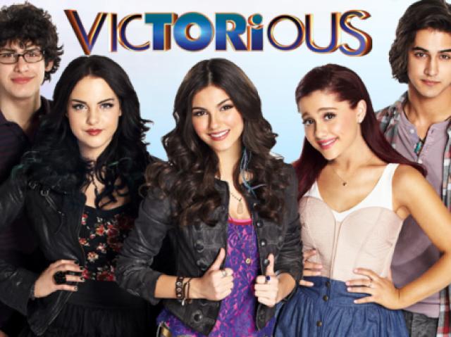 Quem você seria em Victorious (Brilhante Victoria)?
