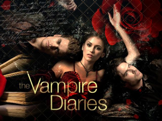 Você é realmente fã de The vampire diaries ? Vamos descobrir