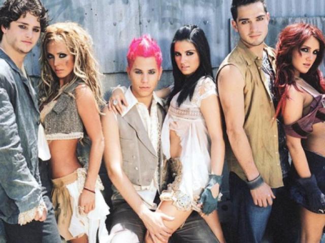 Você saberia adivinhar, qual é a música do RBD?