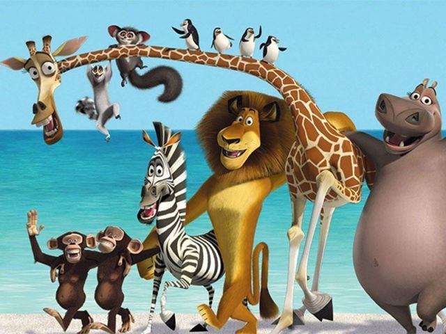 Quem você seria de Madagascar?