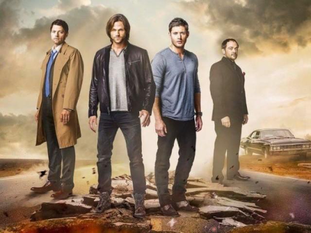 Com qual personagem você se parece em Supernatural?
