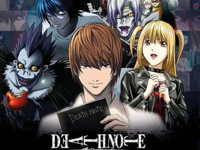 Você conhece Death Note?