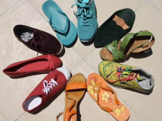 Que sapato mais combina com você?