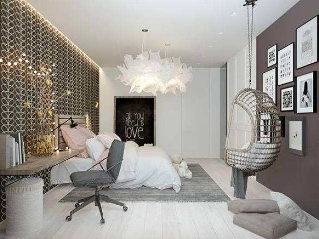 Qual é o estilo do seu quarto dos sonhos?