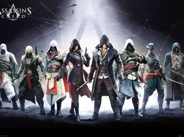 Quem você seria de Assassin's Creed?