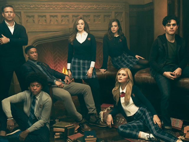 Você é mais TVD, The Originals ou Legacies?