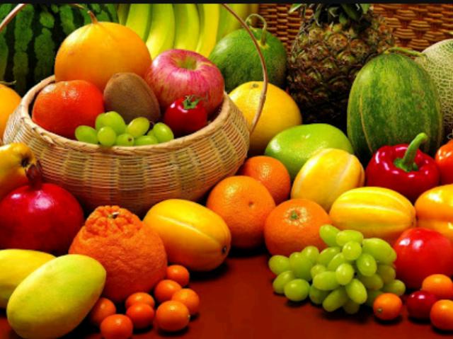 Tente adivinhar as frutas