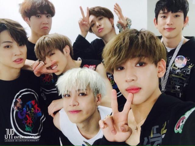 Você conhece o grupo Got7?