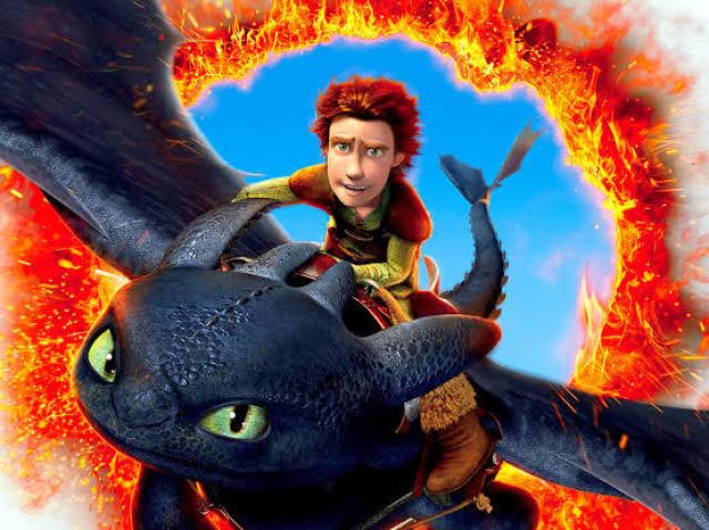 """Quiz de """"Como treinar seu dragão""""!"""