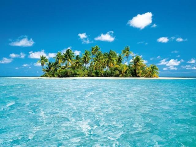 Quanto tempo você sobreviveria em uma ilha deserta?