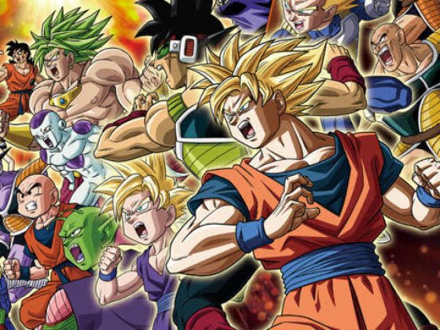 Top 10 melhores batalhas de Goku em Dragon Ball