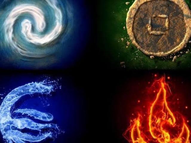 Qual dos 4 elementos você é | Quizur
