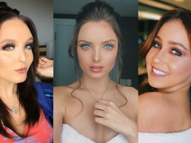Com qual atriz do SBT você mais se parece?
