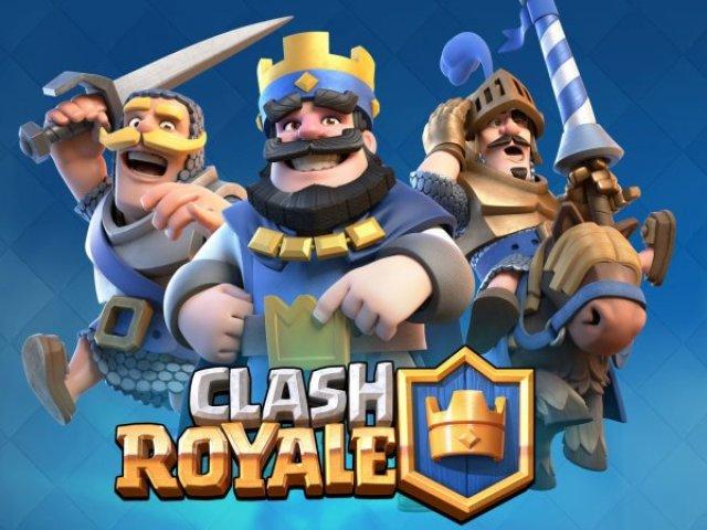 Você realmente conhece o jogo Clash Royale?