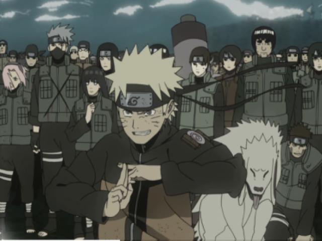 Top 10 personagens mais poderosos do anime Naruto