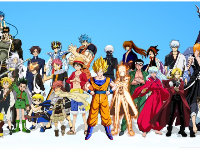 Qual Anti-Herói Dos Animes Você Seria?