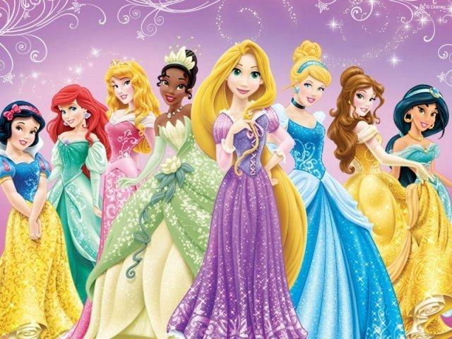 Você sabe tudo das princesas da Disney?