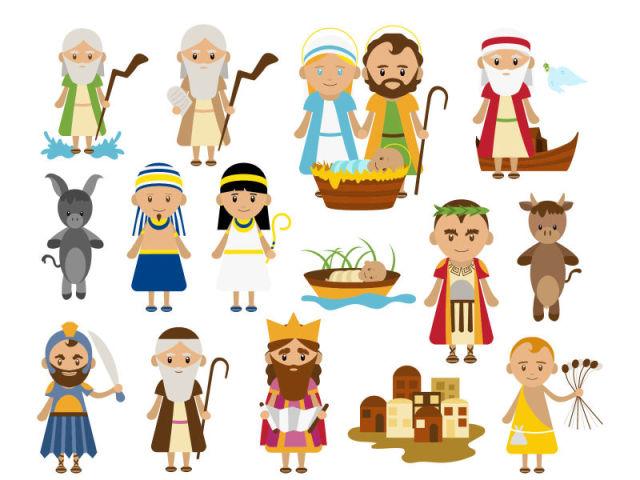 Qual Personagem da Bíblia Você Seria?