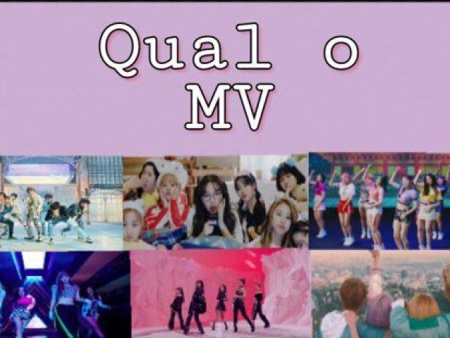 Qual é o MV? (K-pop)