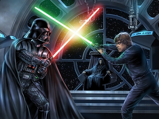 Você é mais Darth Vader ou Luke Skywalker?