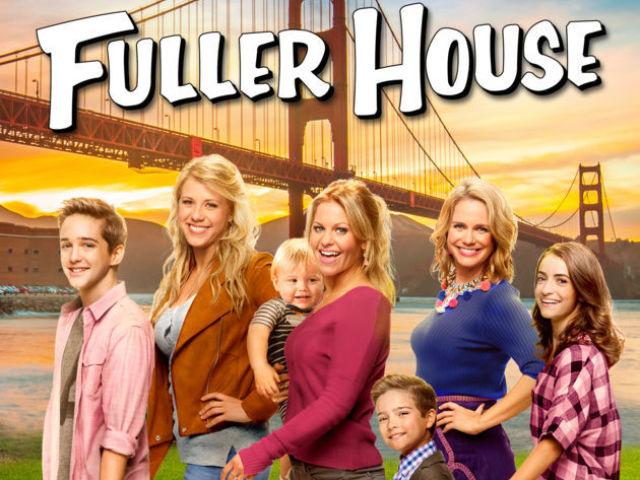Você conhece Full house\fuller house?
