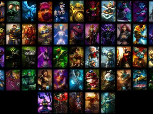 Quem você seria em League of Legends? v1.2