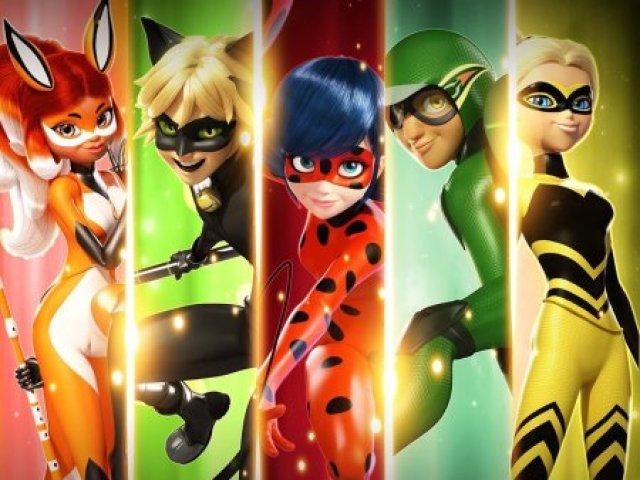 Você sabe tudo de Miraculous Ladybug? [S1&S2]