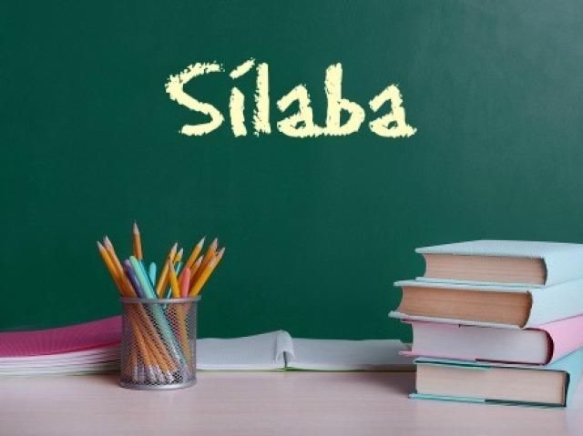 Você sabe o que é uma sílaba?