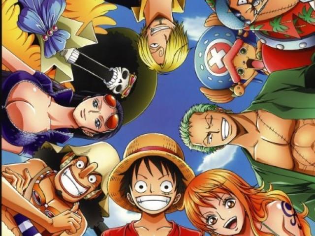 Você sabe tudo sobre One Piece?