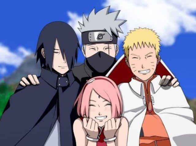 Você conhece tudo em Naruto?