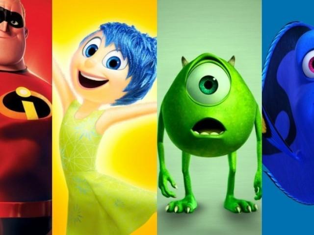 O quanto você conhece os filmes da Pixar?