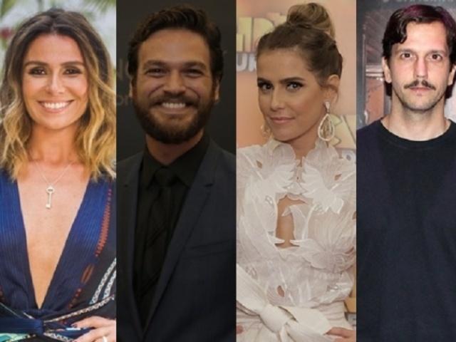 Quais os nomes dos atores de Segundo Sol?