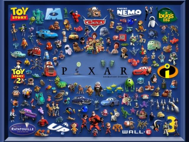 Você realmente conhece a Disney Pixar?
