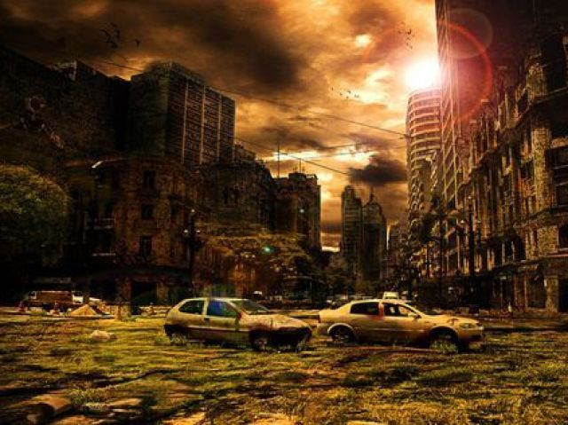 Você sobreviveria a um mundo pós apocalíptico?