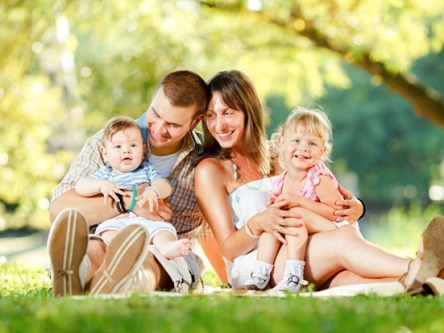 Como será sua futura família?