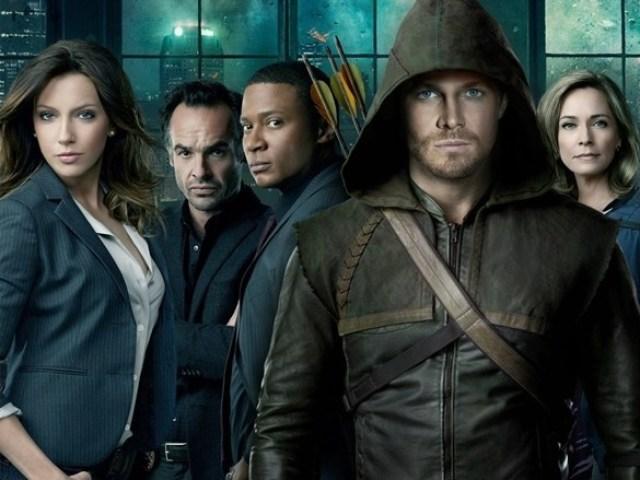 Você é fã de Arrow?
