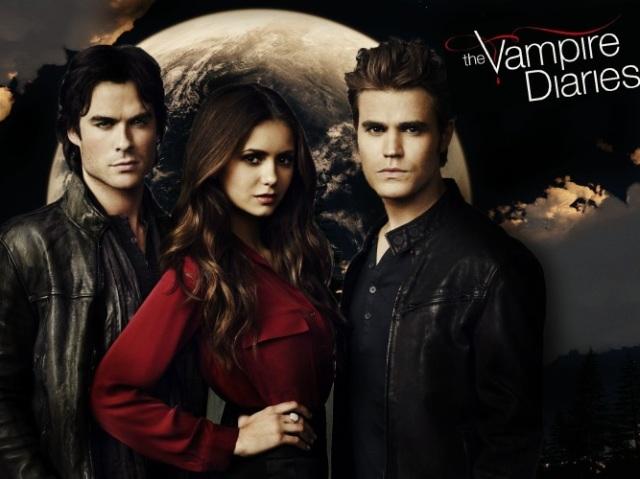 Você é fã de The Vampire Diaries?