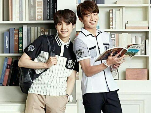 BTS RPG: Qual integrante do BTS é seu verdadeiro amor escolar?