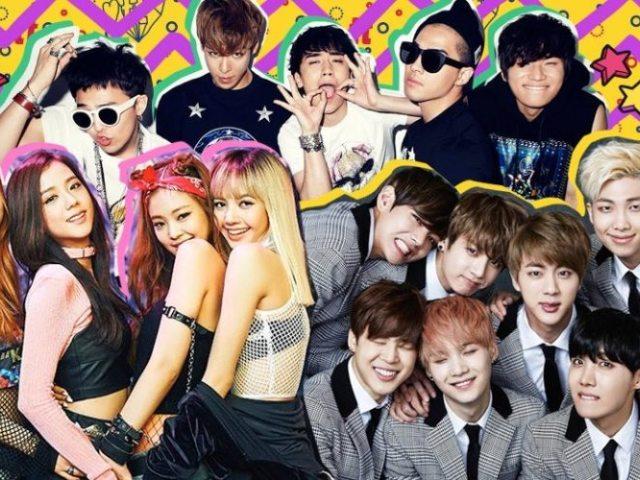 É boy group ou girl group?
