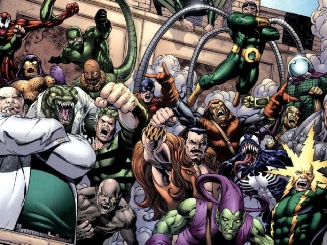Qual vilão do Homem-Aranha você seria?